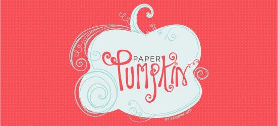 Paper Pumkin