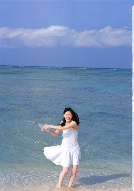 Jurina Matsui 松井珠理奈 Jurina Photobook 写真集 01