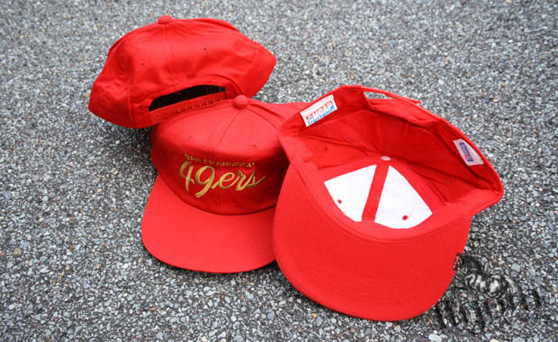 Contemporary throwback style snapback hats by New Era and Mitchell and Ness  also favor the script style design. You can find single and double line  script ... 717a752f50e