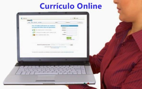 Currículo online