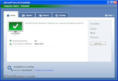Security Essentials 4.3.216 Vista Free Download