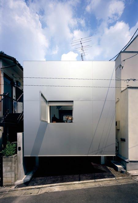 Diseño de una Casa para Espacios Pequeños