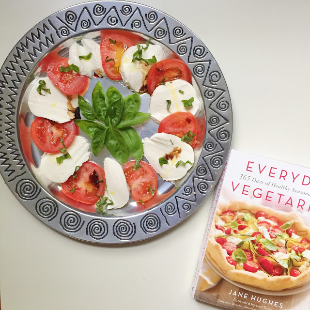 Salad, Caprese, Vegetarian, Cooking, Recipe