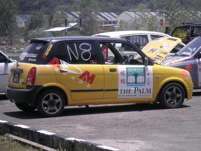 N8 - the best time attack-