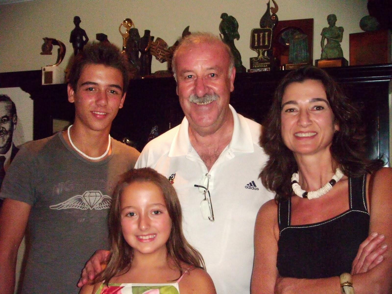 El Marqués Del Bosque, Don Vicente nos recibe en su casa de Madrid
