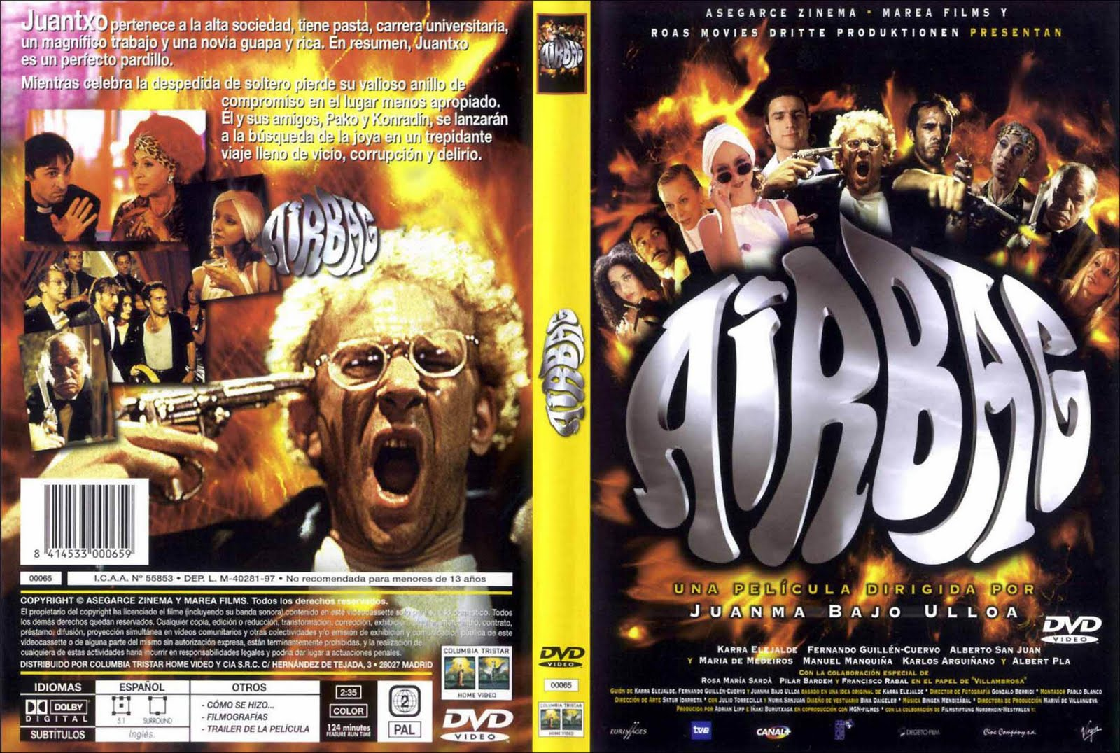airbag 1996 castellano descarga cine cl sico conecta2