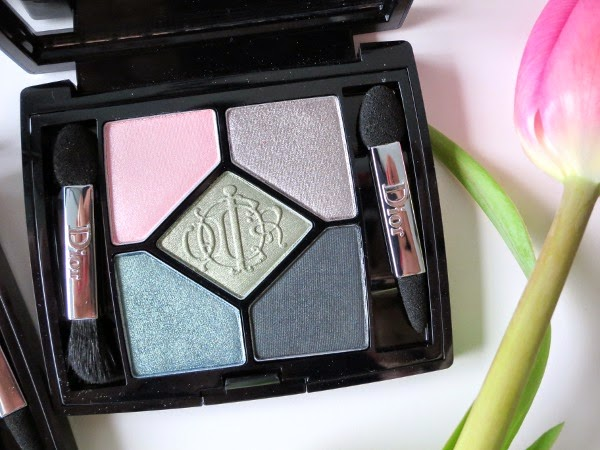 Dior 5 Couleurs Kingdom of Colours eyeshadow palettes 'House of Greens'