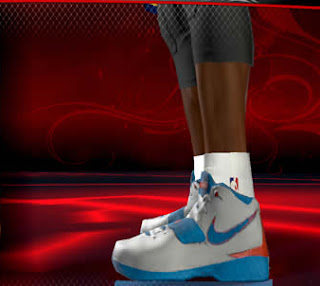 KD II Shoes NBA 2K13 Edition