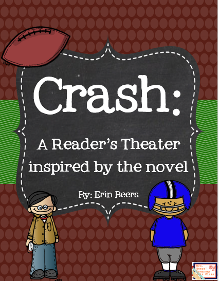 http://www.teacherspayteachers.com/Product/Crash-The-Beginning-A-Readers-Theater-inspired-by-the-novel-932135