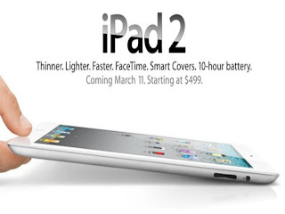 The new iPad 2 apple