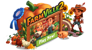 FarmVille 2 Promotional Billboard