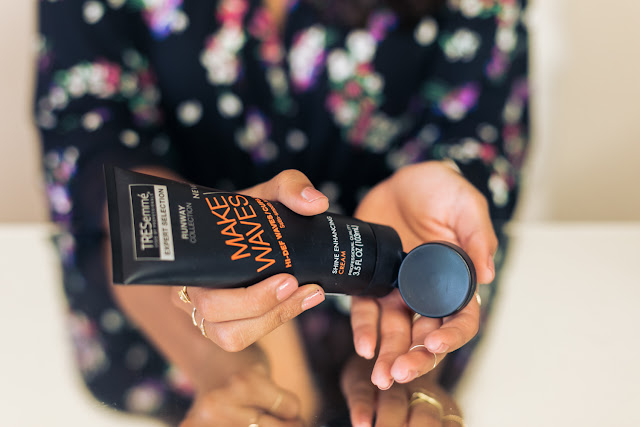 Tresemme Runway Collection, how to style easy waves, target beauty