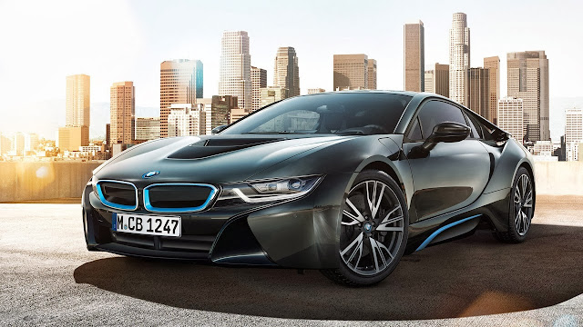 bmw i8 concept wallpapers hd