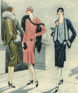 1920s: Then and Now