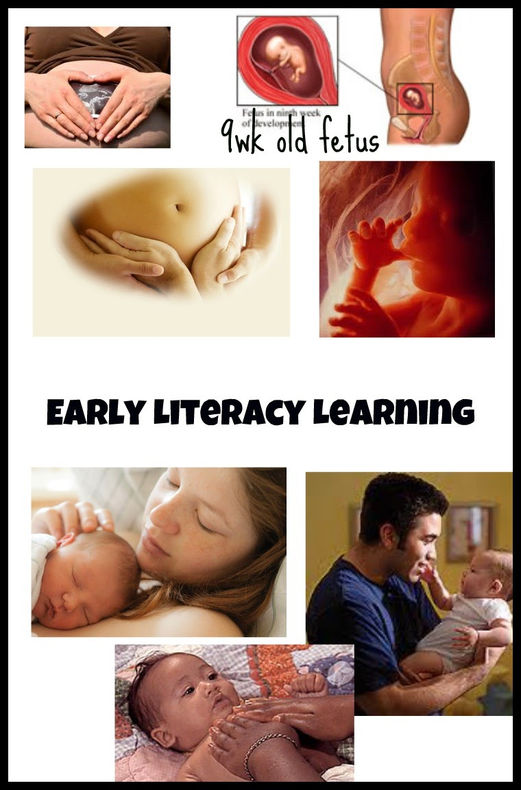 literacy begins as a baby
