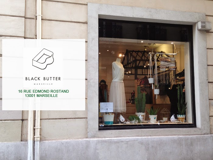 Black Butter concept shop - Marseille ©lovmint