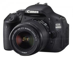 Fotografium Canon 600D profesyonel fotoğraf makinesi hediye ediyor