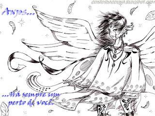reflexões - pensamentos - anjos da guarda
