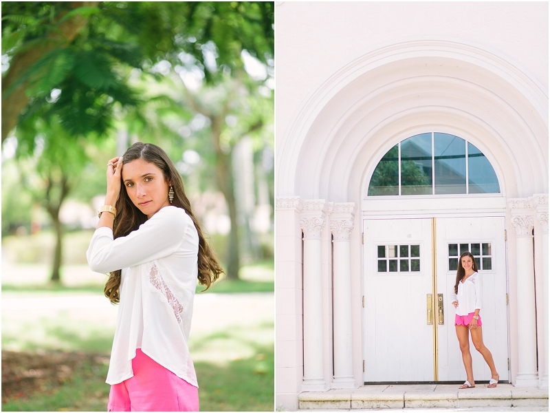palm beach county high senior photography