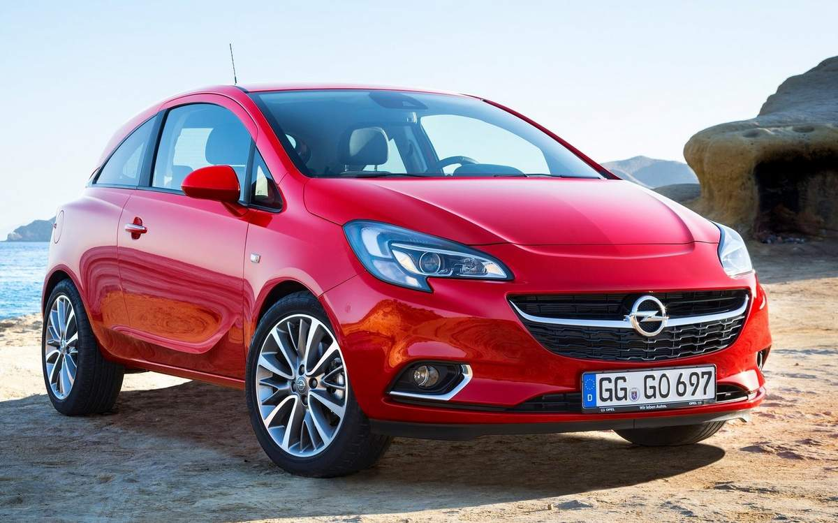 novo opel corsa 2015 v deo fotos e especifica es oficiais car blog br. Black Bedroom Furniture Sets. Home Design Ideas