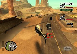 GTA San Andreas PC Game - Screen1
