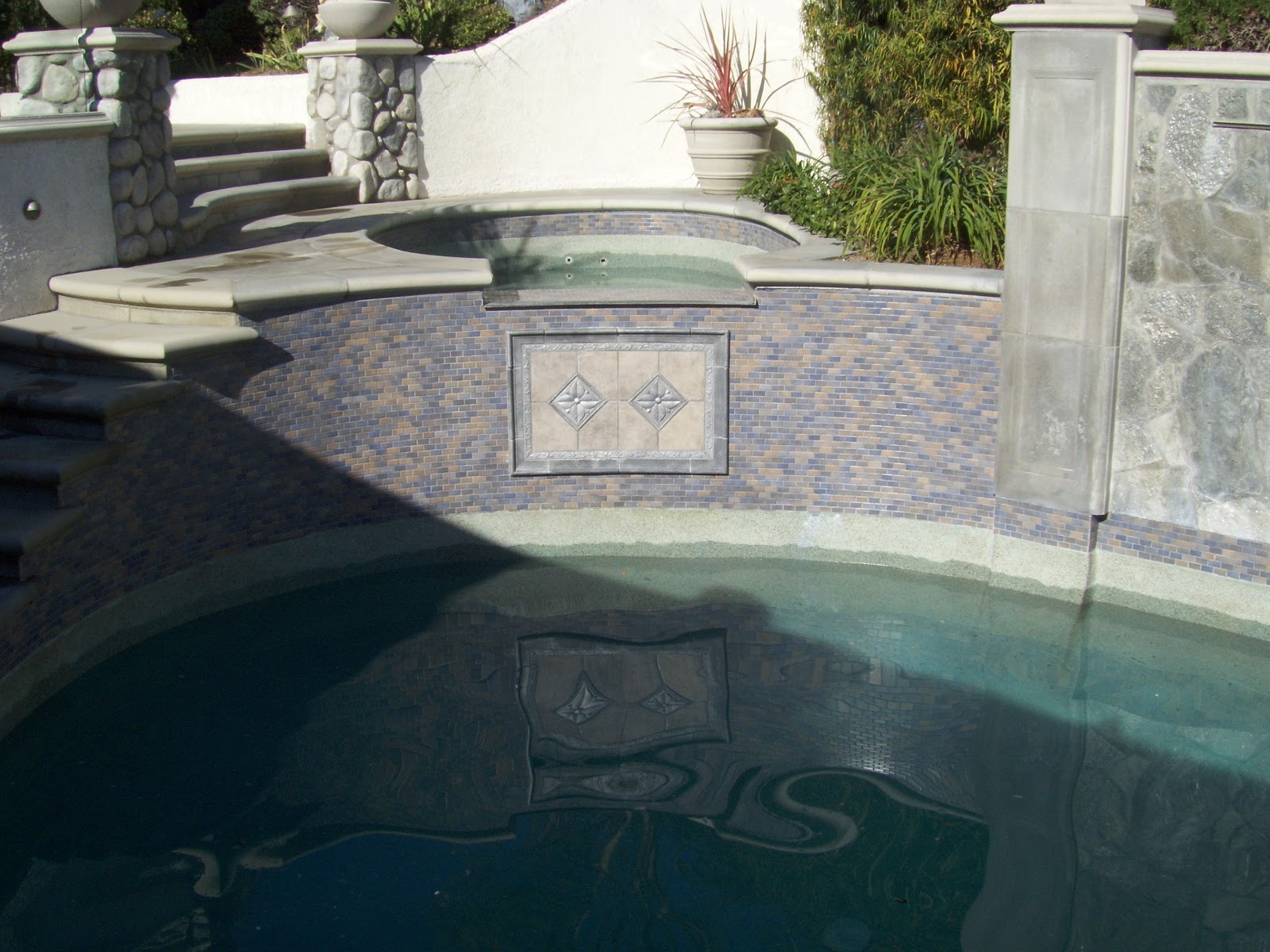 Oc La Palm Springs Riverside Pool Tile Cleaning And Repair Corona Pool Tile Cleaning 951 468 0093
