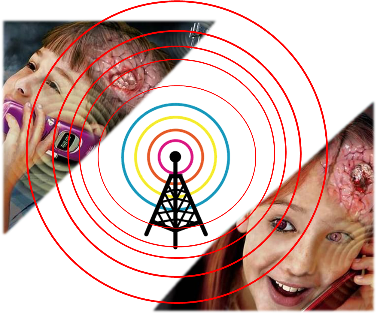 mobile phone radiation Cell phone radiation effects are not a laughing matter get the cell phone radiation facts today and get protected fast it's much easier than the alternative.
