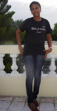 FREDELINE JOSEPH CONNAIT HAITI...ET TOI