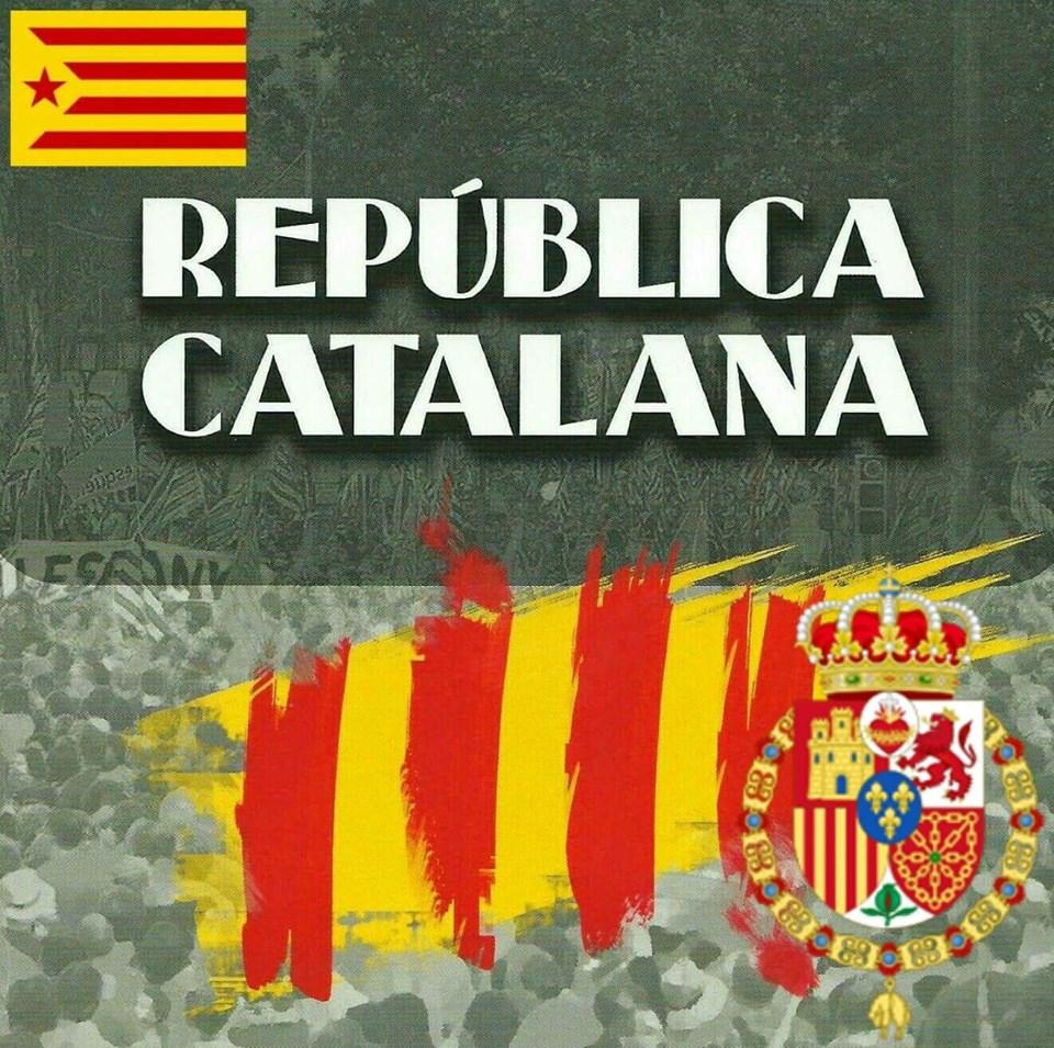 República Catalana 27-10-2017