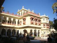 Jaipur visit in 1 day : Alsisar Haveli