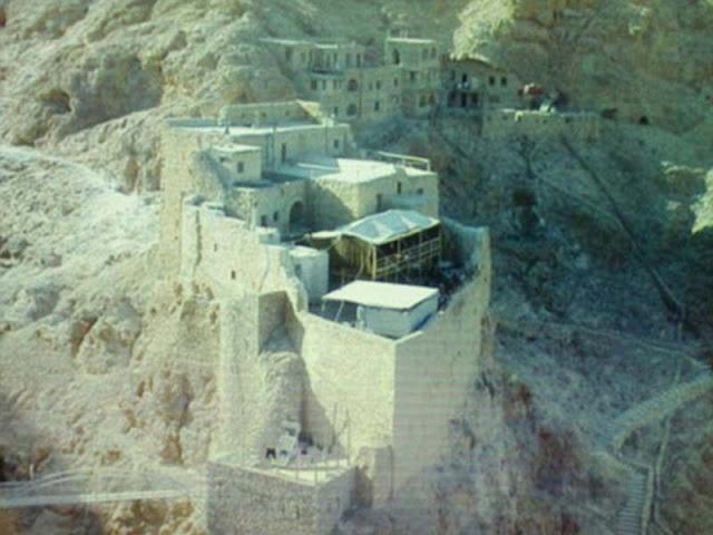 Misteri Tentang Formasi Batu Dan Biara Kuno Syria [ http://zonahitamdunia.blogspot.com ]
