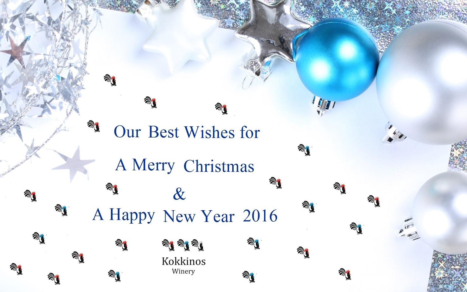 a happy and prosperus new year 2016 - Merry Christmas In Greek