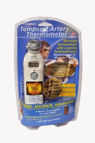 Exergen SmartGlow Temporal Scanner