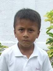 Daniel - Ecuador (EC-271), Age 7