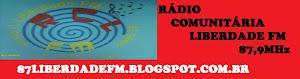 LIBERDADE FM 87,9 MHz
