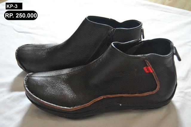 Jual Sepatu Kulit Pesan Sepatu Murah A3059b
