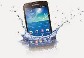 tips smartphone fell in the water