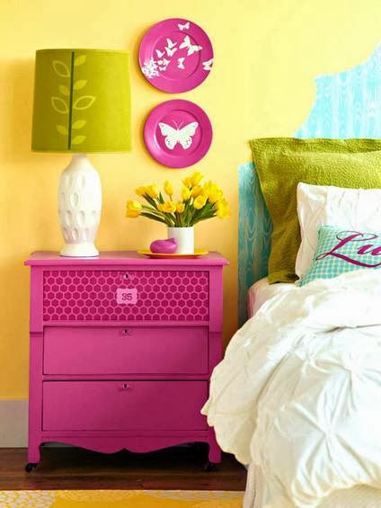 master bedroom design ideas in pink colors