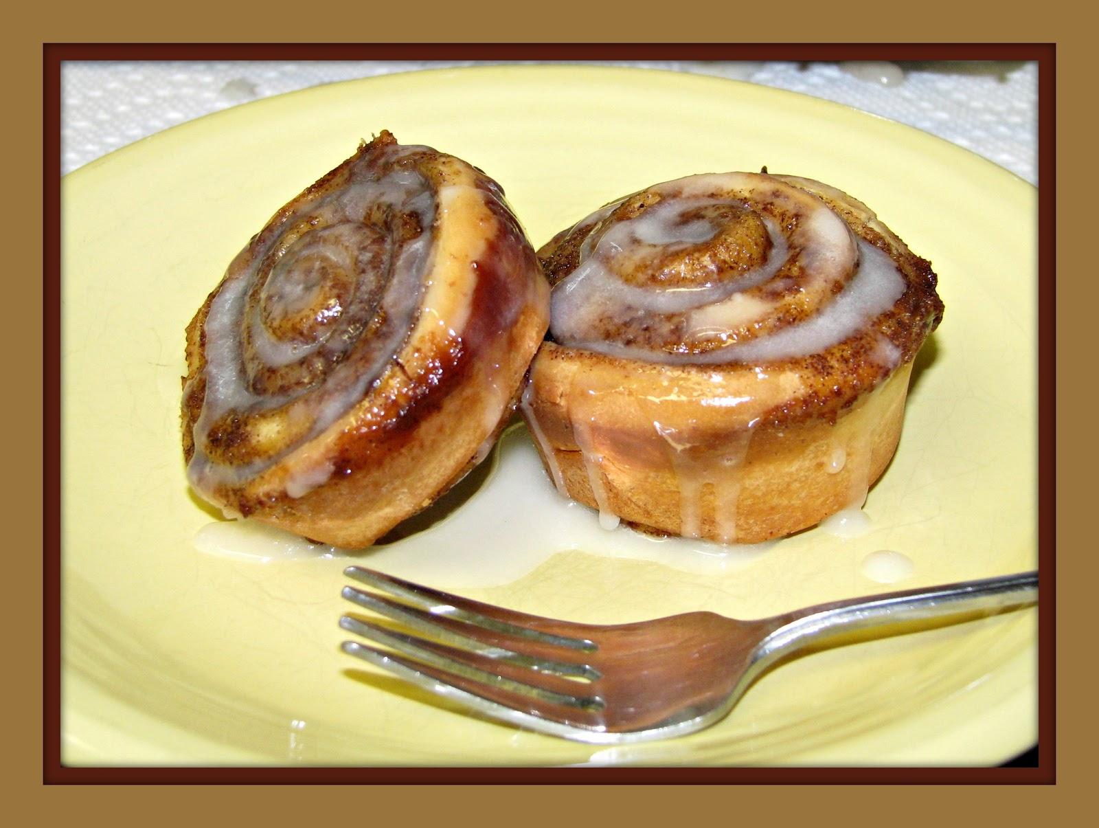 Quick(er) Cinnamon Buns Recipe — Dishmaps