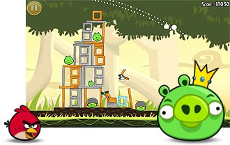 Igra Angry Birds za Windows PC