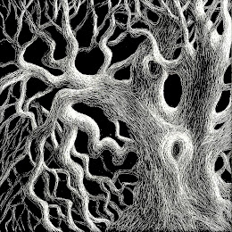"""Gnarled Oak"""