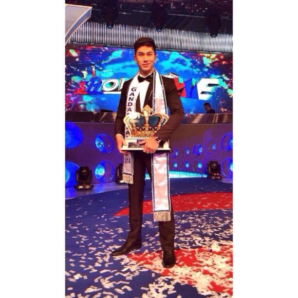 Gandang Lalake winner Nikko Seagal Natividad