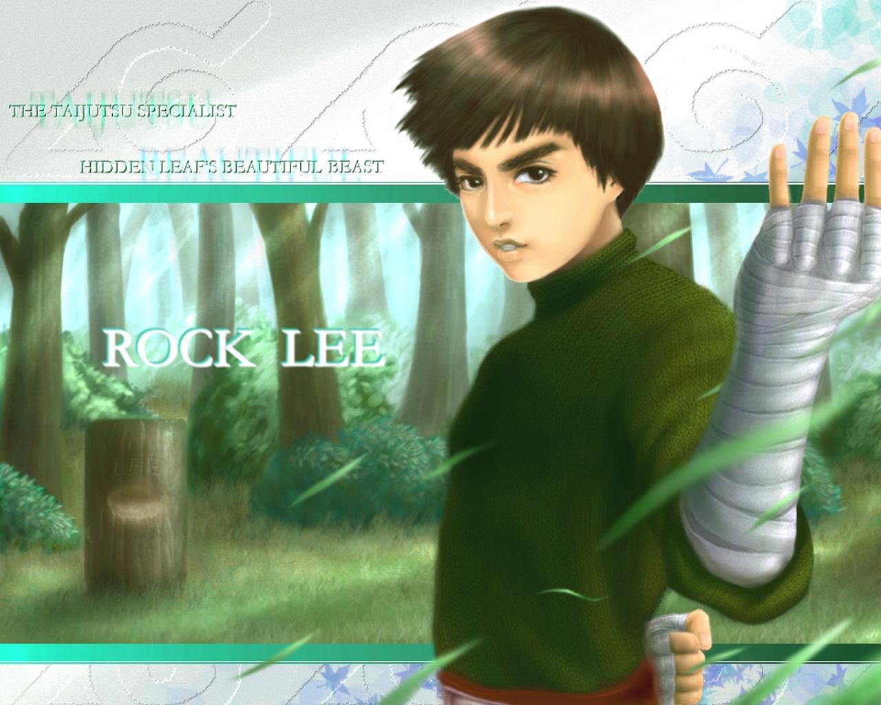Simple Wallpaper Naruto Rock Lee - rock-lee-large  Gallery_882223.jpg