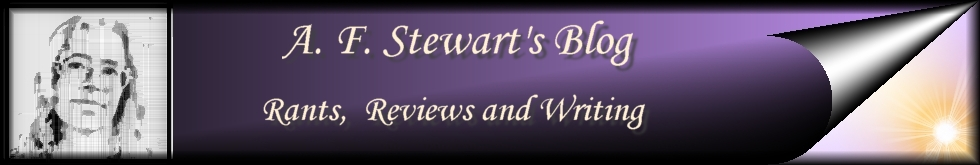 A. F. Stewart&#39;s Blog