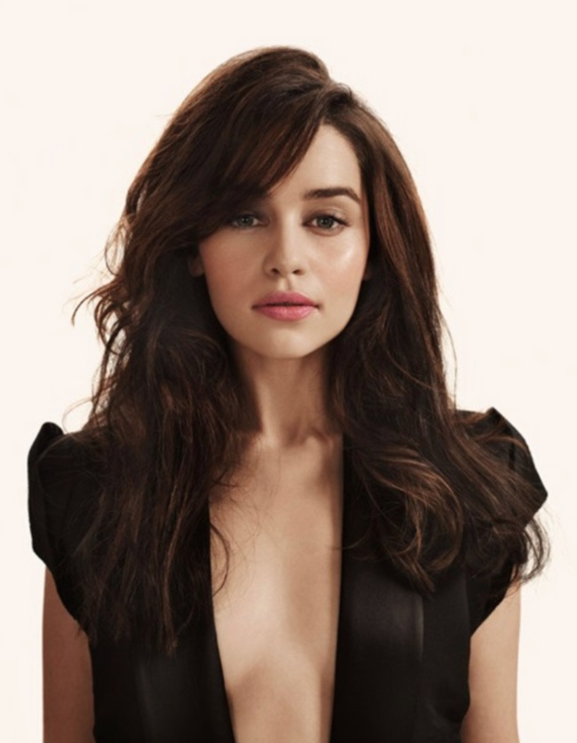 Hollywood Sexy Girl Emilia Clarke 888 Hollywood Girl