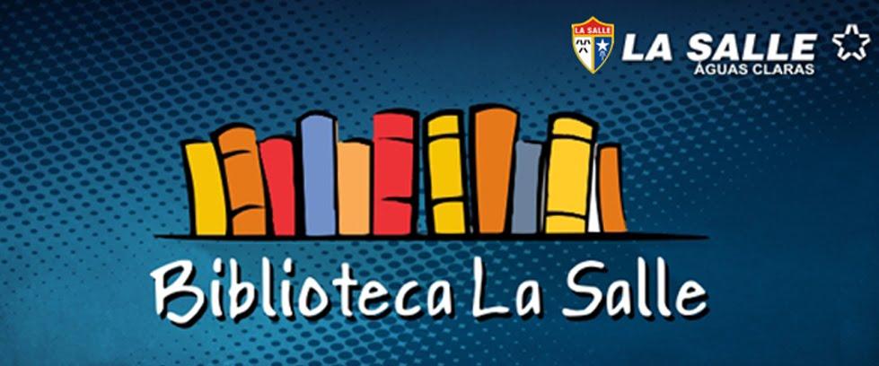BIBLIOTECA LA SALLE ÁGUAS CLARAS