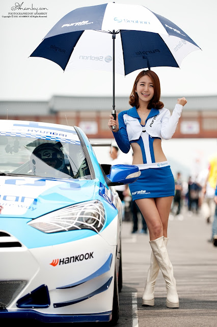 6 Bang Eun Young - CJ SuperRace 2012 R2-very cute asian girl-girlcute4u.blogspot.com