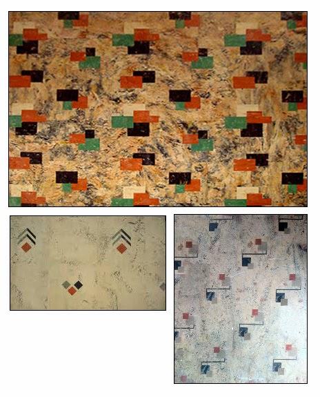 old florida meets mid century modern: cool, hep fifties flooring