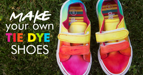 ilovetocreate blog how to make rainbow tie dye shoes. Black Bedroom Furniture Sets. Home Design Ideas
