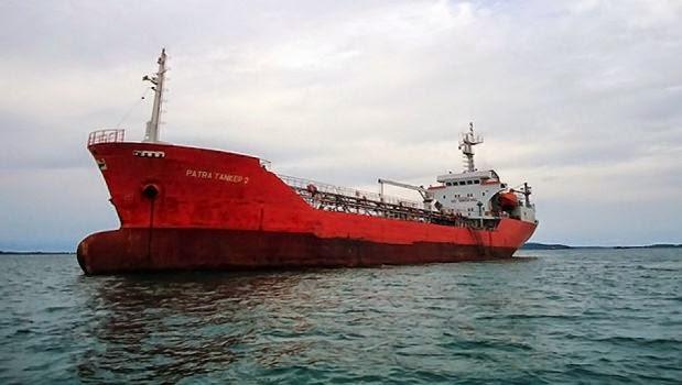 3 WNI Diculik Bajak Laut di Selat Malaka